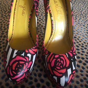 Charolette Olympia Rosè Heels